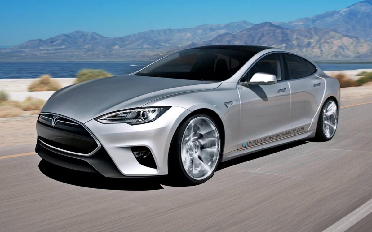 Tesla modello S, sprecar elettrica