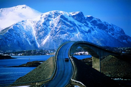 Le strade del mondo: la Atlantic Road